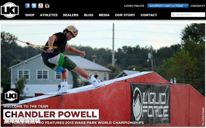 Chandler Powell LKI welcome