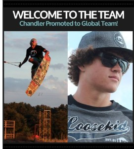 Chandler Powell Liquid Force global team